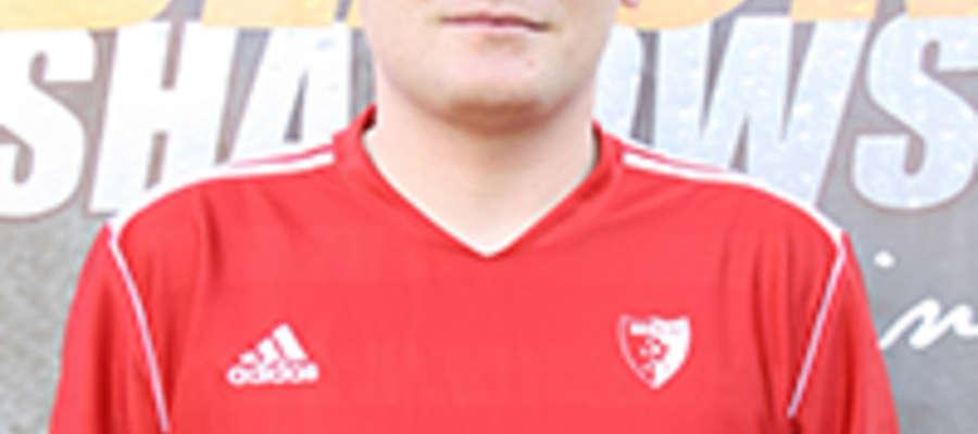 trener Śniardw - Paweł Konopka