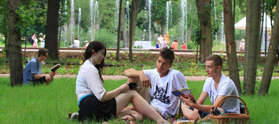 19 lipca otwarcie parku Centralnego, atrakcji i emocji będzie co niemiara