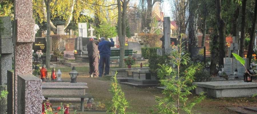 Cmentarz komunalny w Giżycku