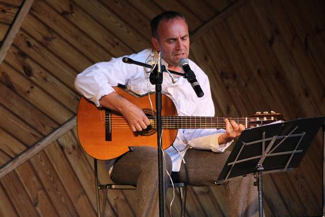 Jarosław Chojnacki wystąpił 10 sierpnia - full image