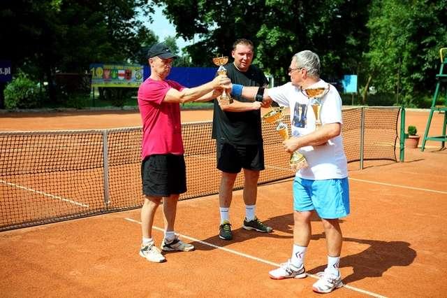 Zwycięzcy Mistrzostw Miasta Seniorów - full image