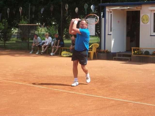 Tenisiści rozegrali mecze w weekend - full image