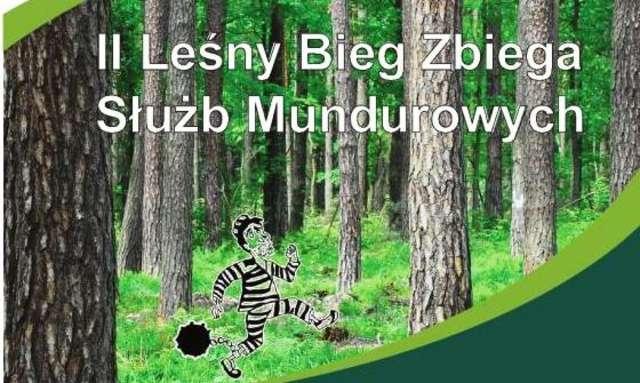 Zbliża się Leśny Bieg Zbiega - full image