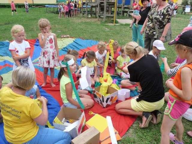 MDK przygotował dla dzieci mnóstwo atrakcji - full image