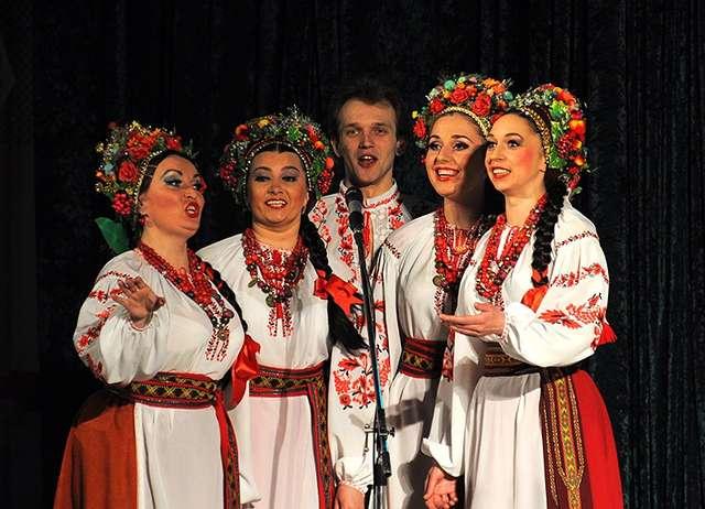 Ukraińskie koncerty w Srokowie - full image