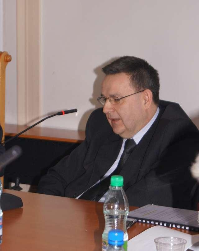Krzysztof Listwon - przewodniczący rady miasta Ostrów Maz. - full image
