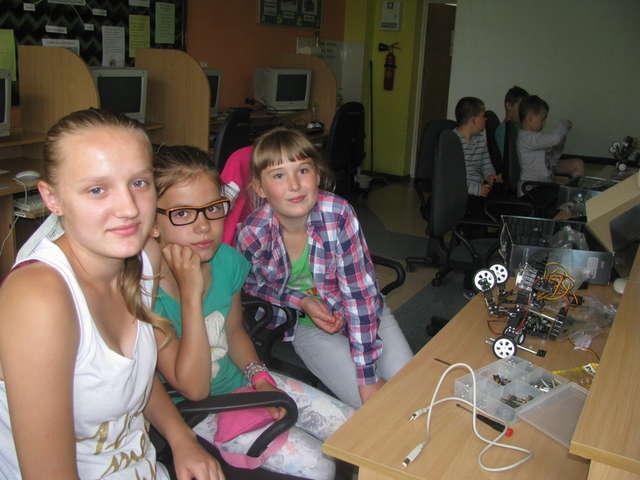 Uczniowie byli zadowoleni z zajęć  - full image