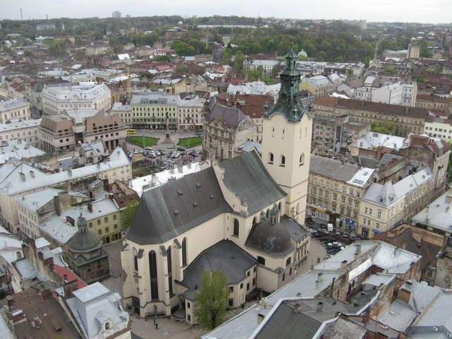 Katedra lwowska (łacińska) - full image