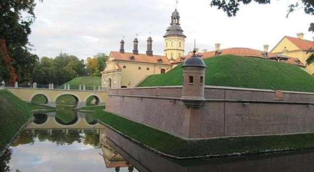 Nieśwież: zamek Radziwiłłów - full image