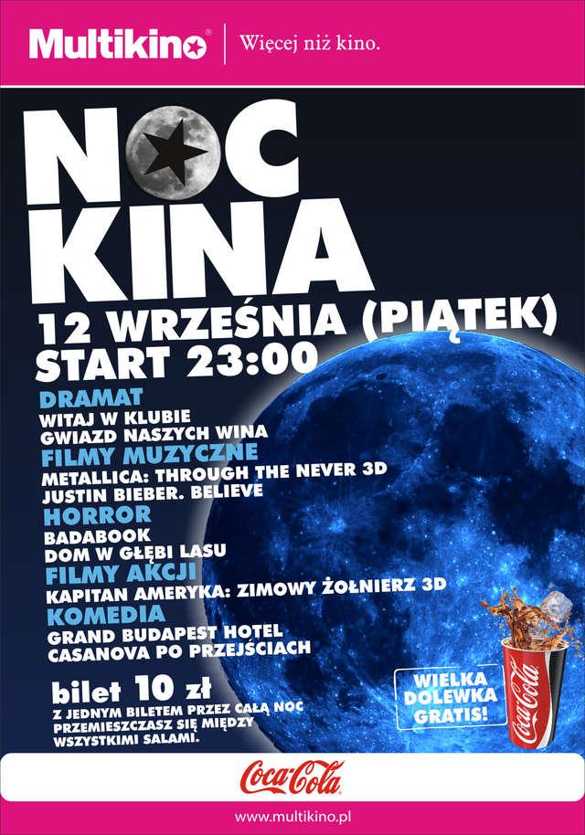 Kultowa filmowa noc w nowo otwartym Multikinie Olsztyn! - full image