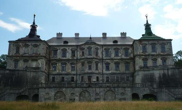 Zamek w Podhorcach  - full image