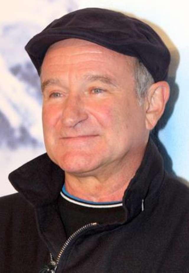 Zmarł Robin Williams. Prawdopodobnie popełnił samobójstwo - full image
