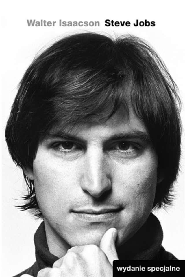 Jedna z najciekawszych i najwyżej ocenianych biografii twórcy potęgi Apple.  - full image