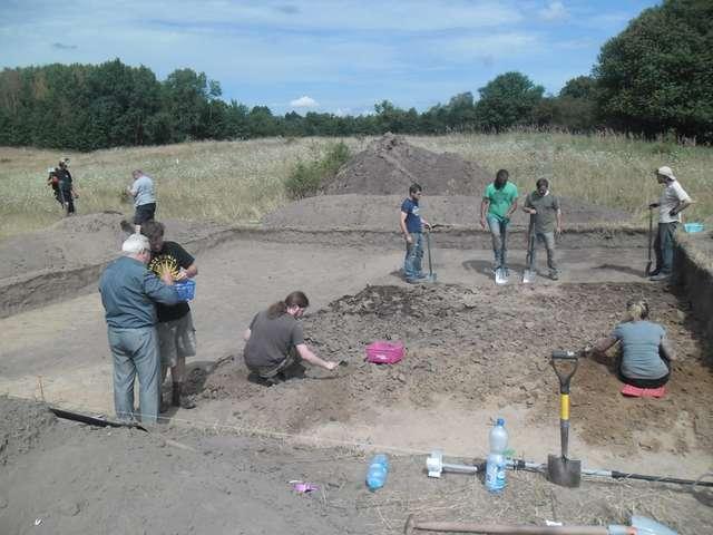 Archeolodzy odkopują Warmińskie Pompeje, prace mają potrwać trzy lata  - full image