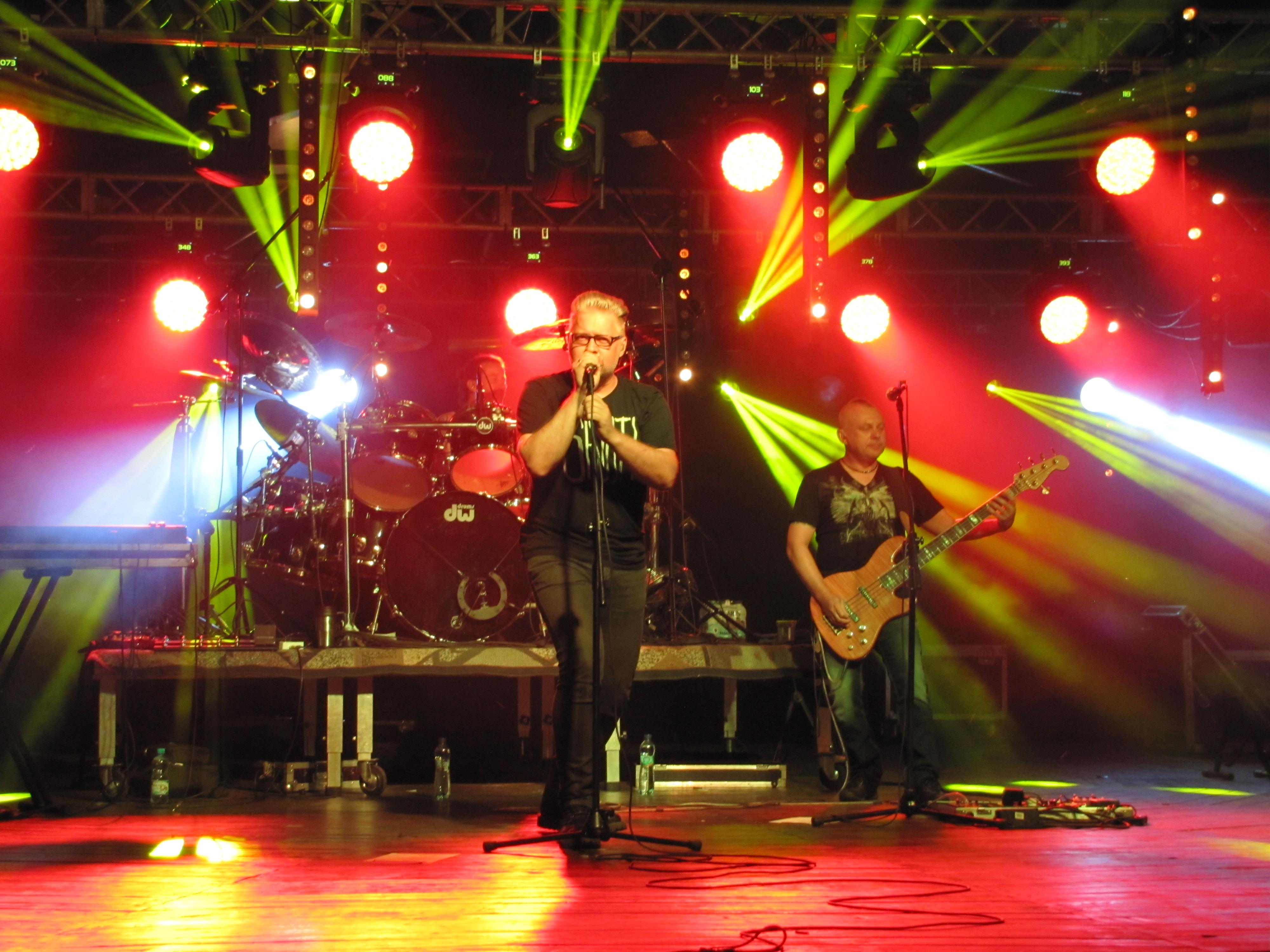 Na zakończenie festiwalu wystąpił zespół Ira