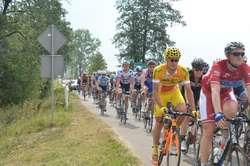 31 lipca kolarze przejechali m.in. przez Króle Duże