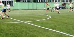 Mecze rozgrywano na boisku w Jelonkach