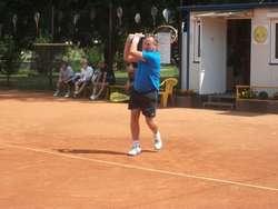 Tenisiści rozegrali mecze w weekend