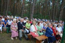 Mieszkańcy gminy każdego roku uczestniczą w obchodach rocznicowych Cudu nad Wisłą