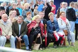 Do Ugniewa 17 sierpnia przybyło wielu mieszkańców powiatu