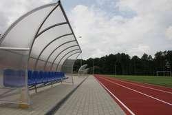 Stadion niemal gotowy