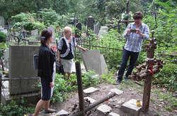 Wizja lokalna na Cmentarzu Janowskim
