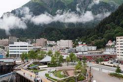 Juneau - stolica stanu Alaska