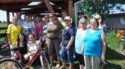 Wycieczka rowerowa – gościnne przyjęcie w Kwietniewie