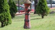 Zabytkowe hydranty z Höchst nad Menem w Bartoszycach