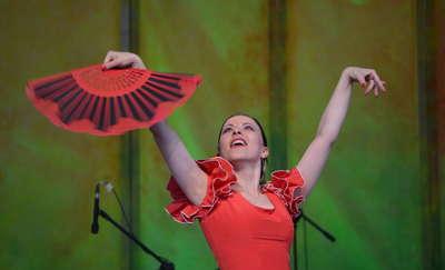 Gypsy Carnaval Muzyki i Tańca Romów