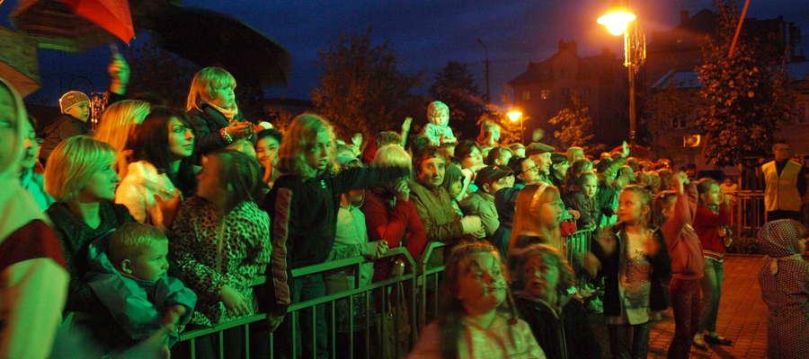 Na koncert Majki Jeżowskiej przyszły tłumy