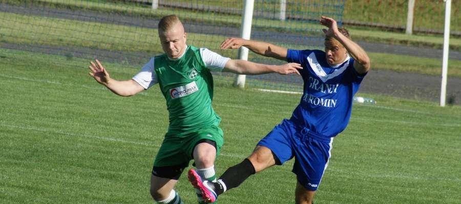 Piotr Falencki nie zagrał z powodu kontuzji