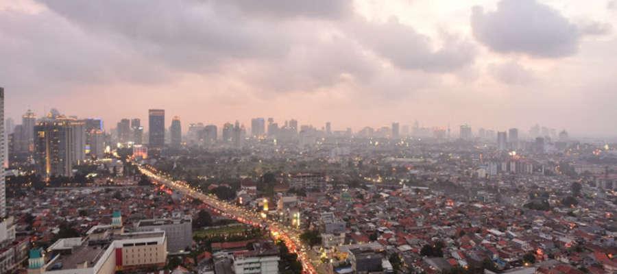 Dżakarta to miasto, którego turyści nie polecają