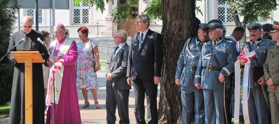 W niedzielę (3 sierpnia) mieszkańcy Białej Piskiej oddali hołd Wielkim Polakom: Św.Janowi Pawłowi II, Prymasowi Tysiąclecia Kardynałowi Stefanowi Wyszyńskiemu oraz Marszałkowi Józefowi Piłsudskiemu.