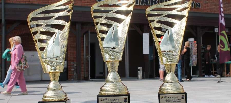Puchary dla najlepszych