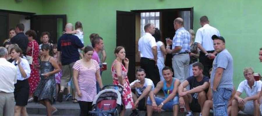 Migawka z gminnych dożynek w Mrocznie