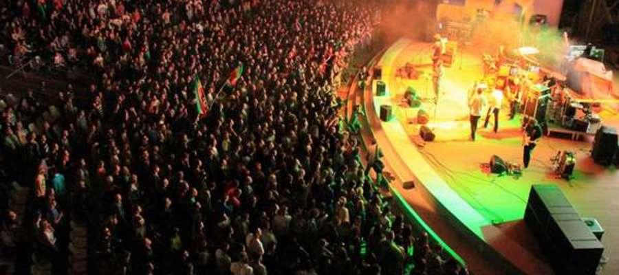 """Służby porządkowe podsumowują festiwal reggae - """"Było bardzo  spokojnie"""""""