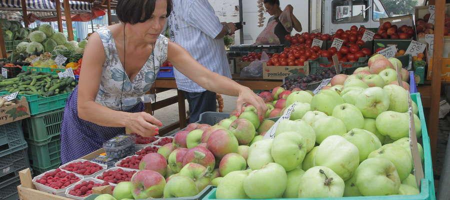Rosyjskie embargo uderzyło w sadowników