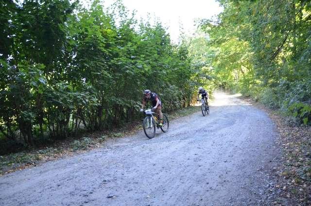 W lasach Nadleśnictwa Elbląg gościliśmy wielu znakomitych rowerzystów górskich - full image