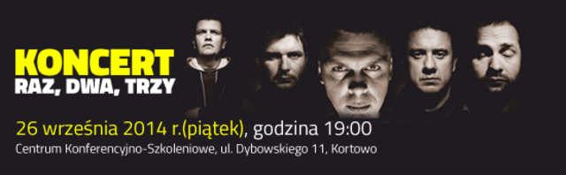 Raz Dwa Trzy w Olsztynie. Mamy dla Was zaproszenia! - full image