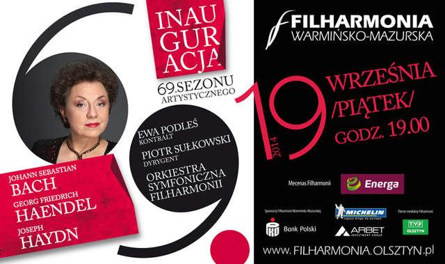 Inauguracja 69. sezonu artystycznego olsztyńskiej filharmonii - full image