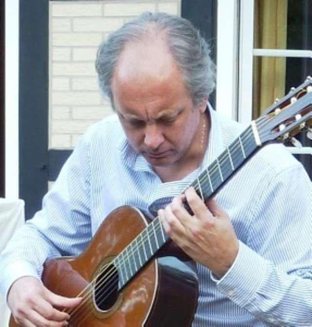 Recital gitarowy Alvaro Cordoby z Urugwaju - full image