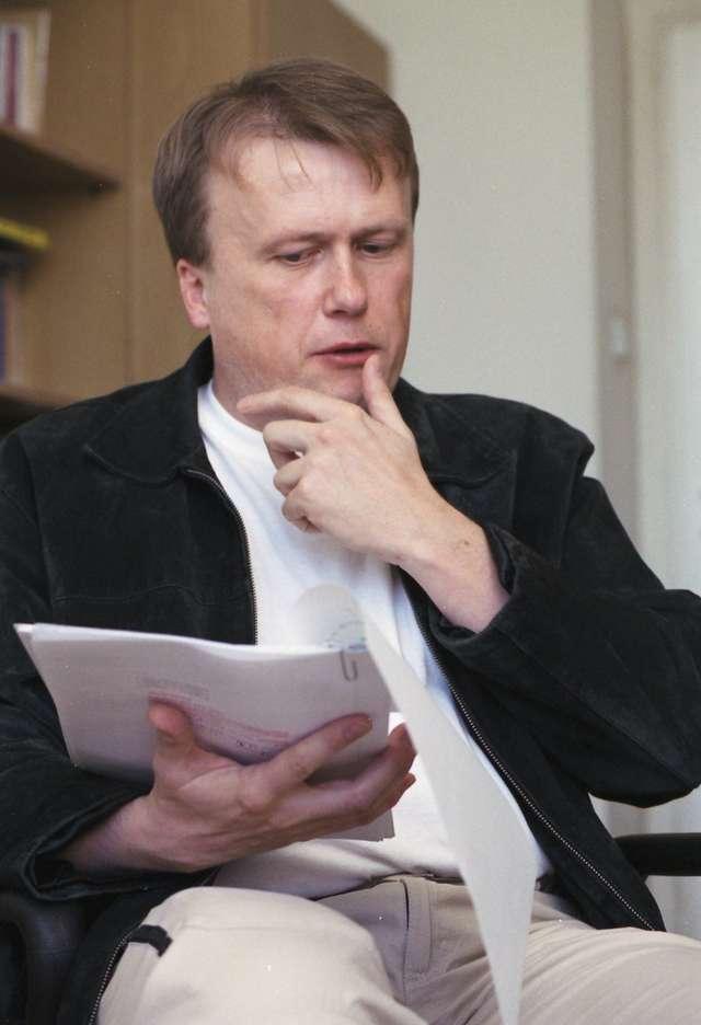 dr hab. Witold Gieszczyński