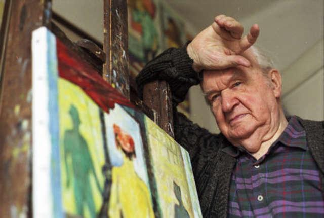 Artysta, który miał świadomość spełnienia — wspomnienie Hieronima Skurpskiego - full image