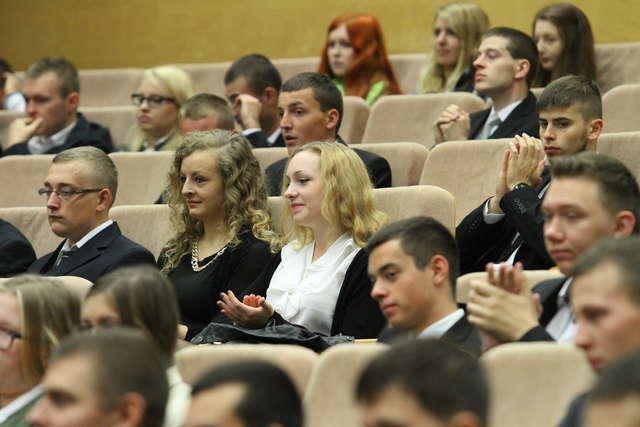 Inauguracja roku akademickiego na WNT - full image