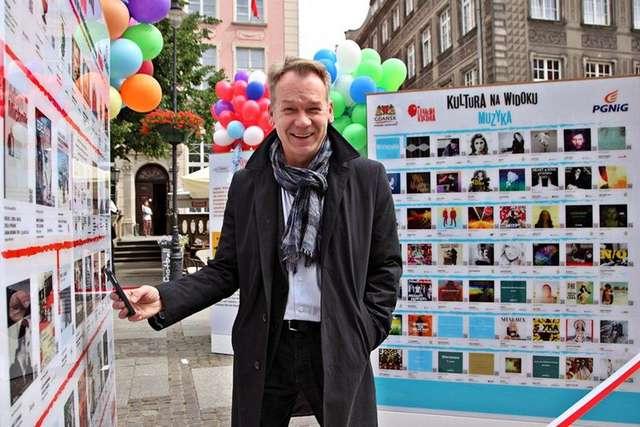 Mirosław Baka też skorzystał ze zbiorów Kultury na Widoku! - full image