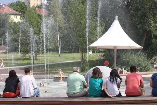 20. urodziny UWM i Dzień Dziecka w Parku Centralnym - full image
