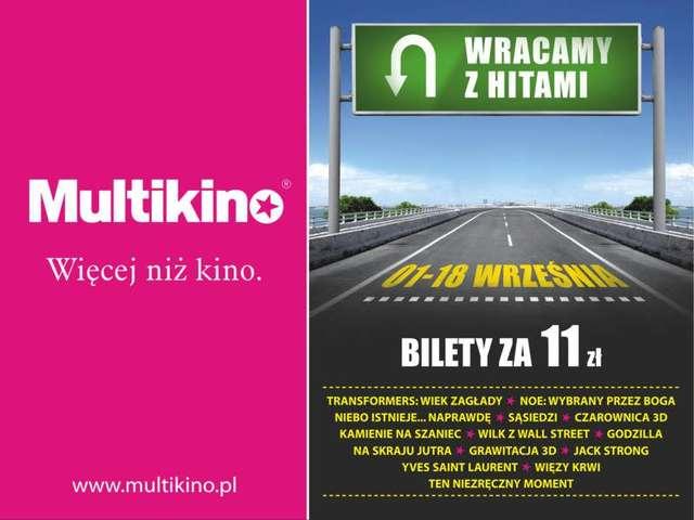 Filmowe hity w olsztyńskim Multikinie - full image