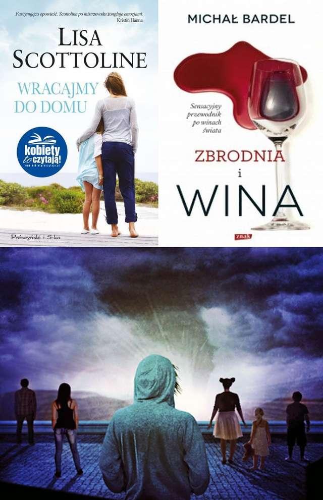 Potężne tsunami, zbrodnia lub życie po rozwodzie. Złap książkę! - full image