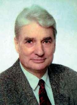 """Autor książki """"Wojenne dzieciństwo"""" - Stanisław Kostka Szymański"""